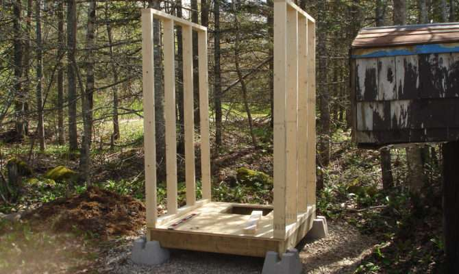 Pdf Simple Outhouse Plans