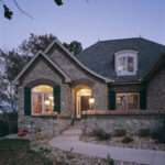 Pebble Ridge Country French Plan House Plans