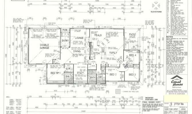Perfect Corner Lot House Plan Plans Home
