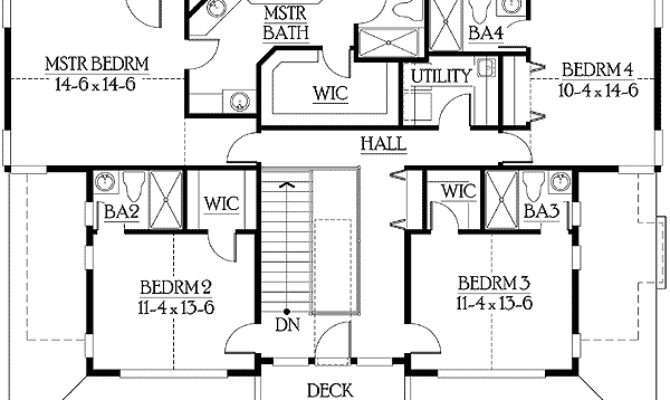 Perfect House Plan Home Design