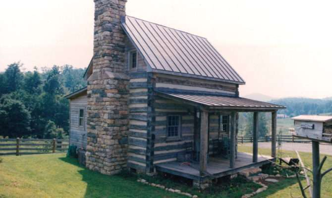 Perfect Small Log Cabin Handmade Houses Noah