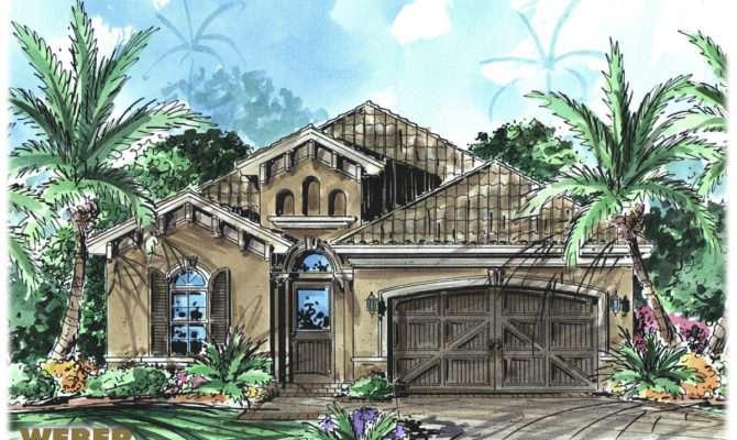 Perfect Spanish Style House Plans Courtyard Danutabois