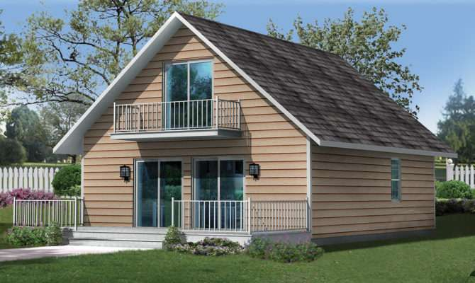 Perfect Vacation Home Plan Architectural