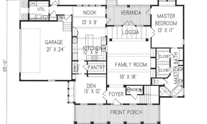 Period Style Homes Plan Sales
