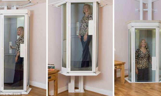 Personal Home Elevator Awesome Stuff