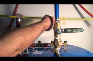 Pex Pipe Waterlines Your Home Part Plumbing Tips Youtube