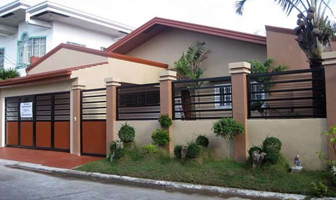 Philippine Bungalow House Design Latest