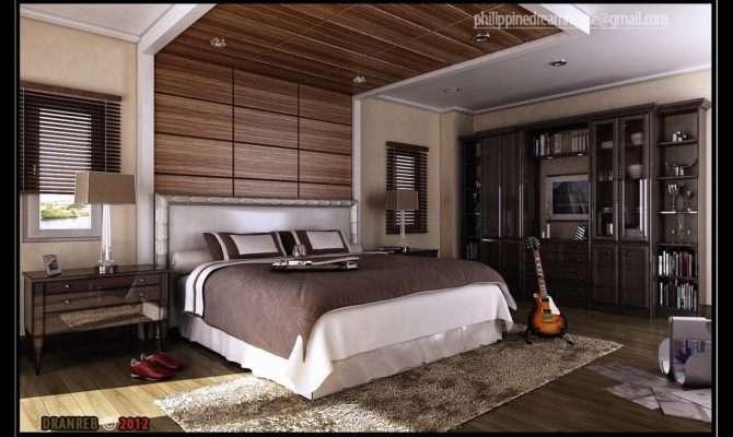 Philippine Dream House Design Master Bedroom