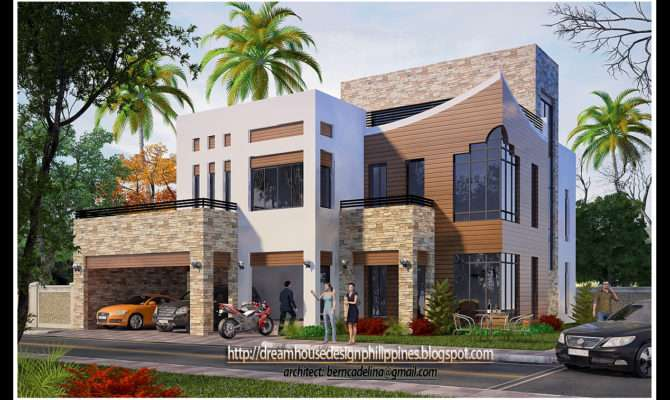 Philippine Dream House Design Two Storey