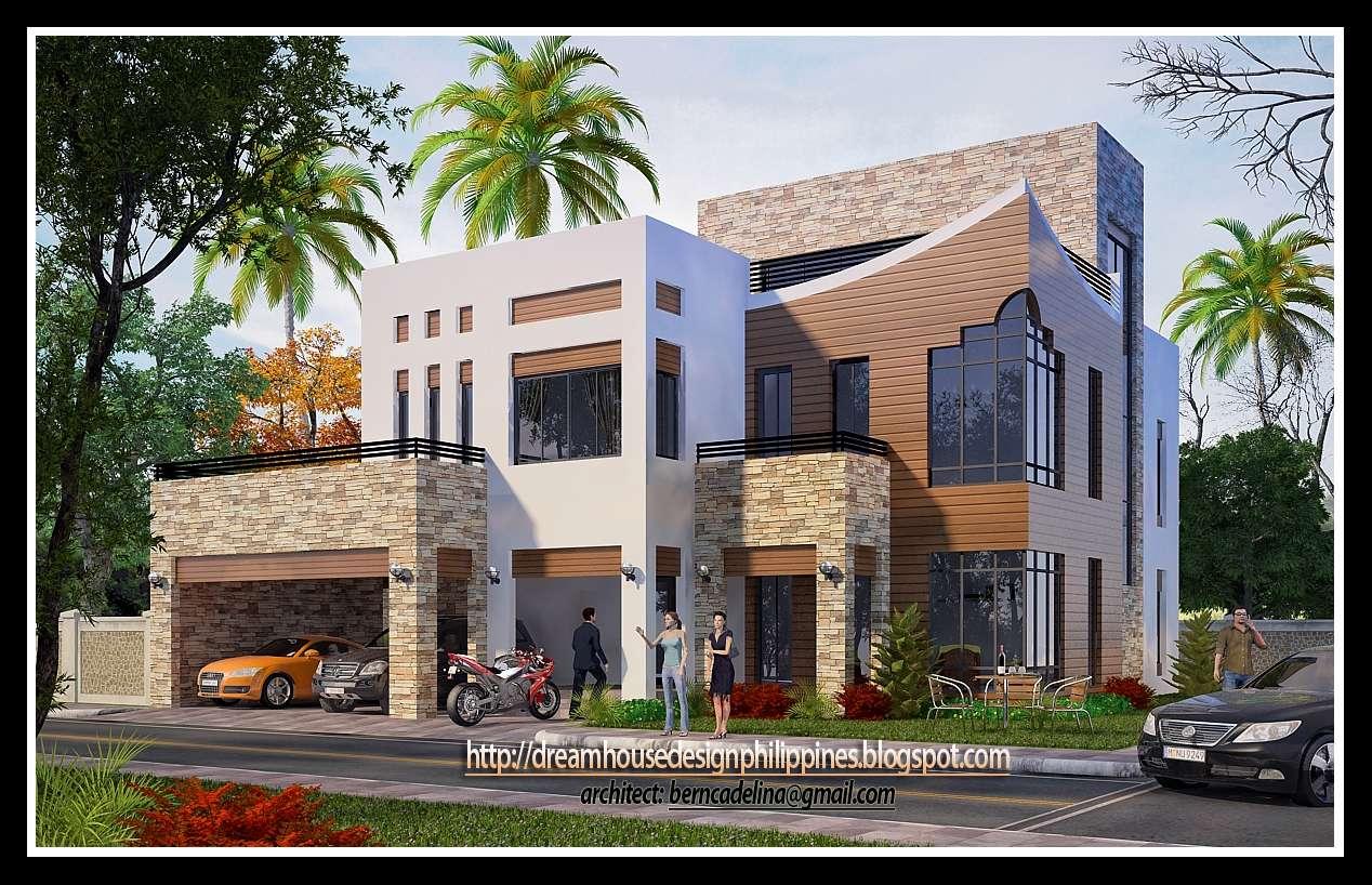 Philippine Dream House Design Two Storey Architecture Plans - Dream home design