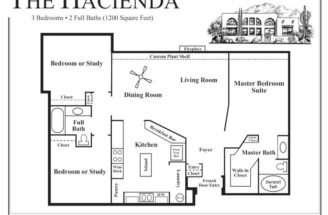 Photos Guest House Floor Plans