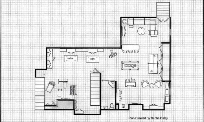 Photos Inspiration Man Cave Blueprints House