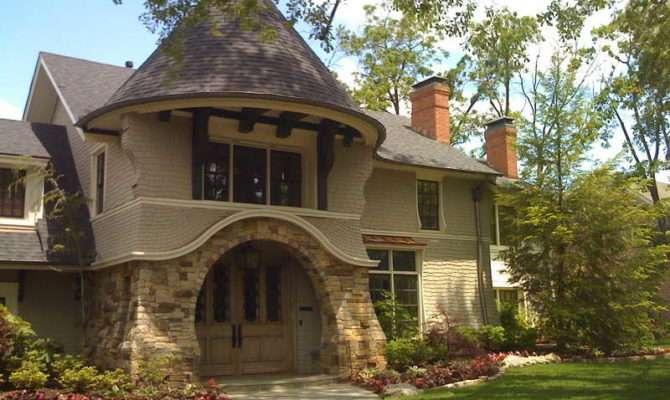 Photos Unique Feature Craftsman Style House Plans