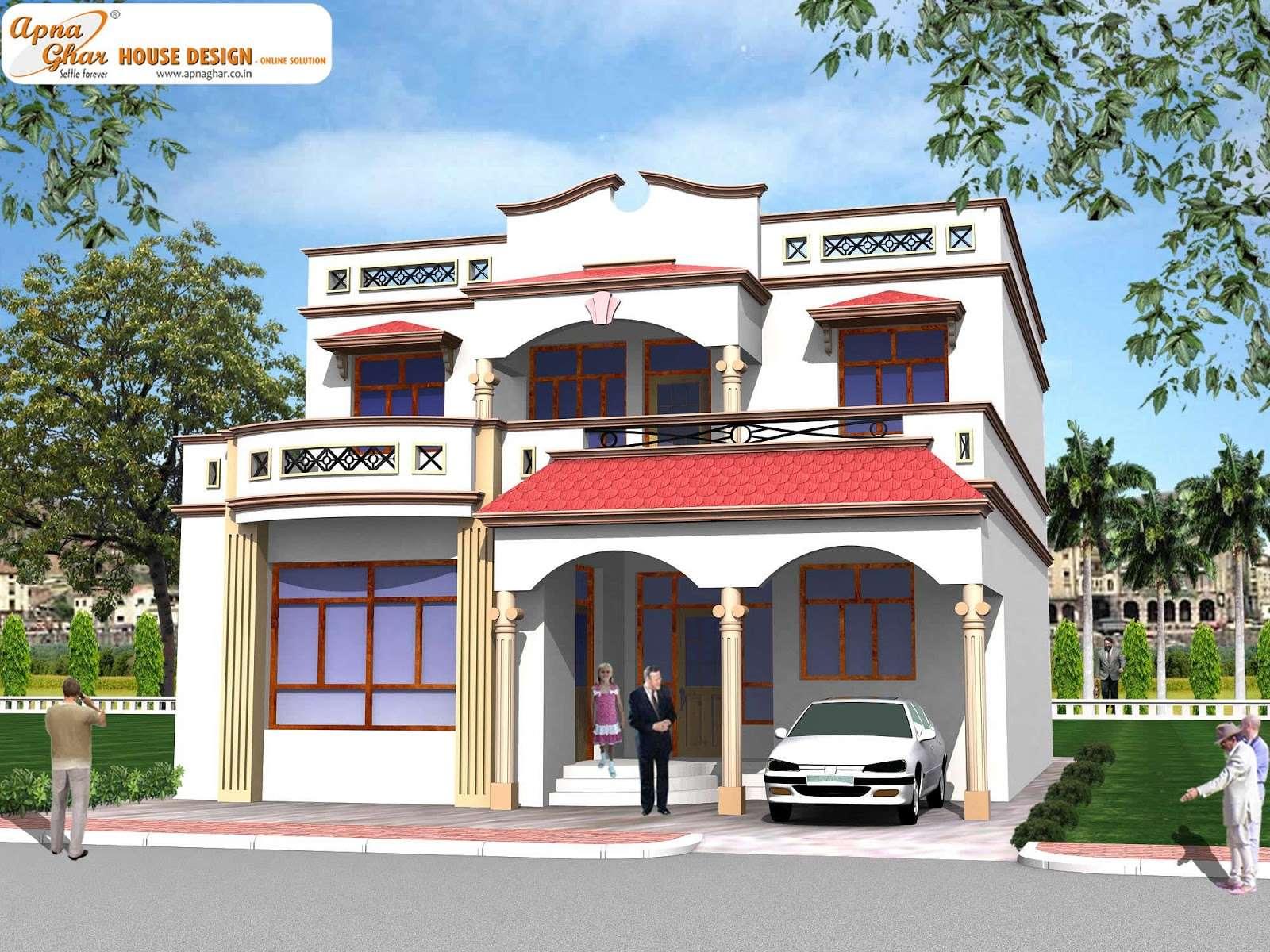 Pics Front Terrace House Design