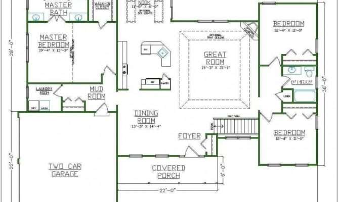 Pics Photos Large Master Bathroom Floor Plans