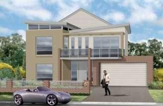 Pics Photos Small Double Storey House Designs