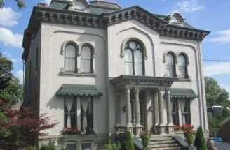 Picturesque Style Italianate Architecture John Kellogg House