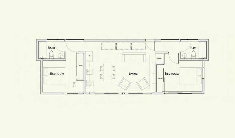 Piecehomes Guest House Prefab Home Modernprefabs