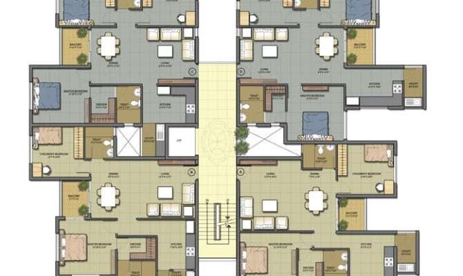 Pin Apartment Floor Plans Bedroom Views Pinterest