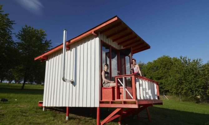 Pin Cabin Can Build Yourself Using Simple Plans