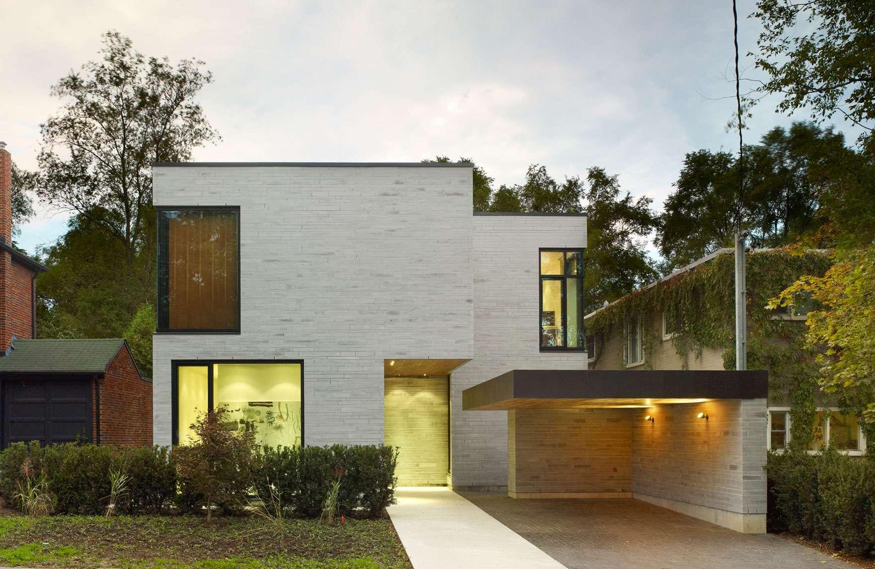 Pin Front Modern House Design Mario Rocha Pinterest