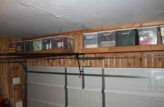 Pin Garage Storage Much Weight Can Trusses Take Diy Advice Blog