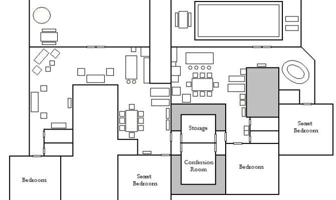 Plan Of Big Brother House Plans