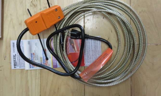 Pipe Heating Cable Thermostat Manual