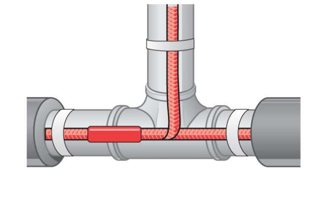 Pipe Tracing Snow Melting Products Heat Trace Systems Any