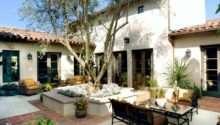 Plan Courtyard Mediterranean House Plans Second Sun