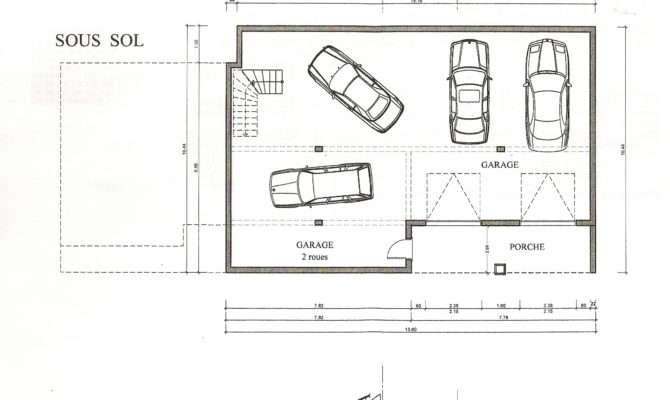 Plan Garage Antibes
