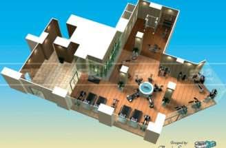 Plan Gym Floor Home Blog