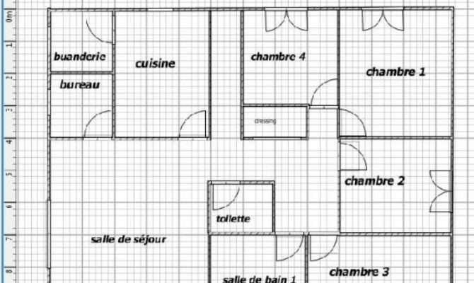 Plan Maison Sweet Home