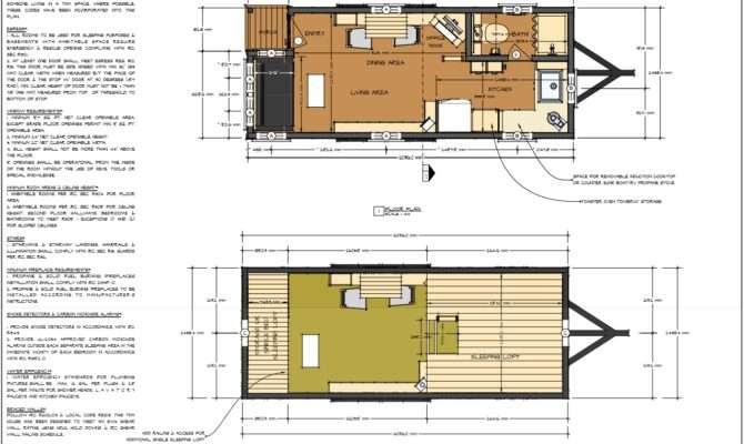 Plan Tiny House Moschata France