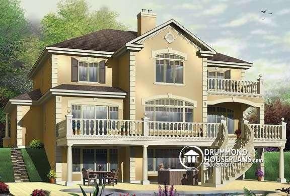 Plan Week Unlimited Luxury Drummond House