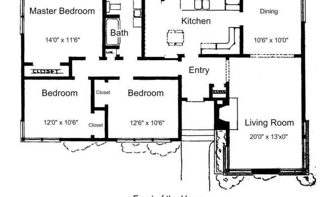 Plans Floor Home Design