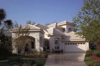 Plans Florida House Mediterranean Santa