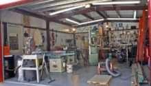 Plans Garage Workshop Floor Also Garages
