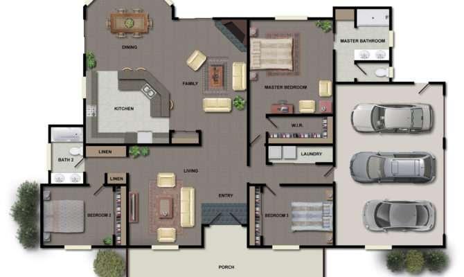 Plans Houses Smalltowndjs