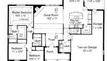 Plans Ranch Style Homes Floor Delightful Home