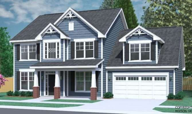 Plans Simple Two Story House