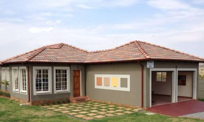 Plans Small Houses South Africa Home Deco