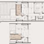Plans Third Floor Plan Section Nextoffice Sharifi House