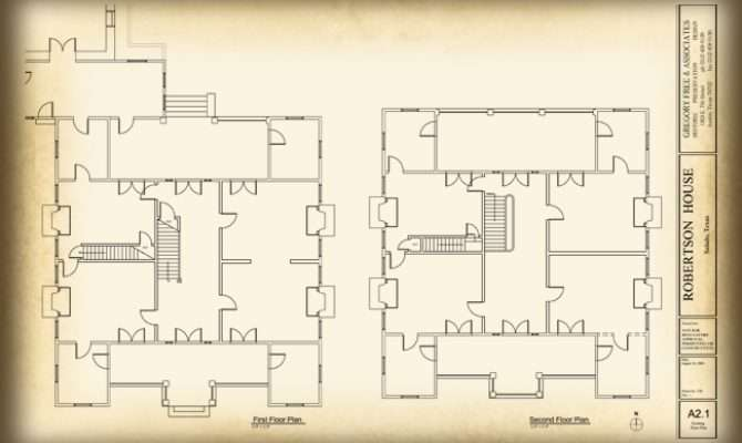 Plantation Floor Plans House