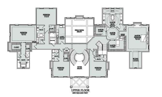 Plantation Floor Plans