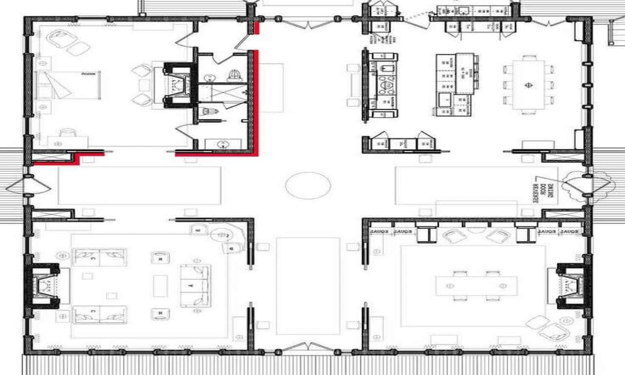 Plantation House Plans Old Southern
