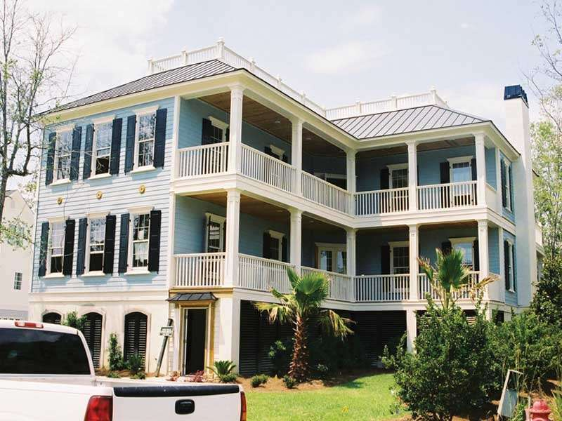 Plantation House Plans Southern Style Decorating