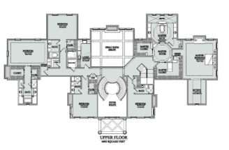 Plantation Style Home Floor Plans