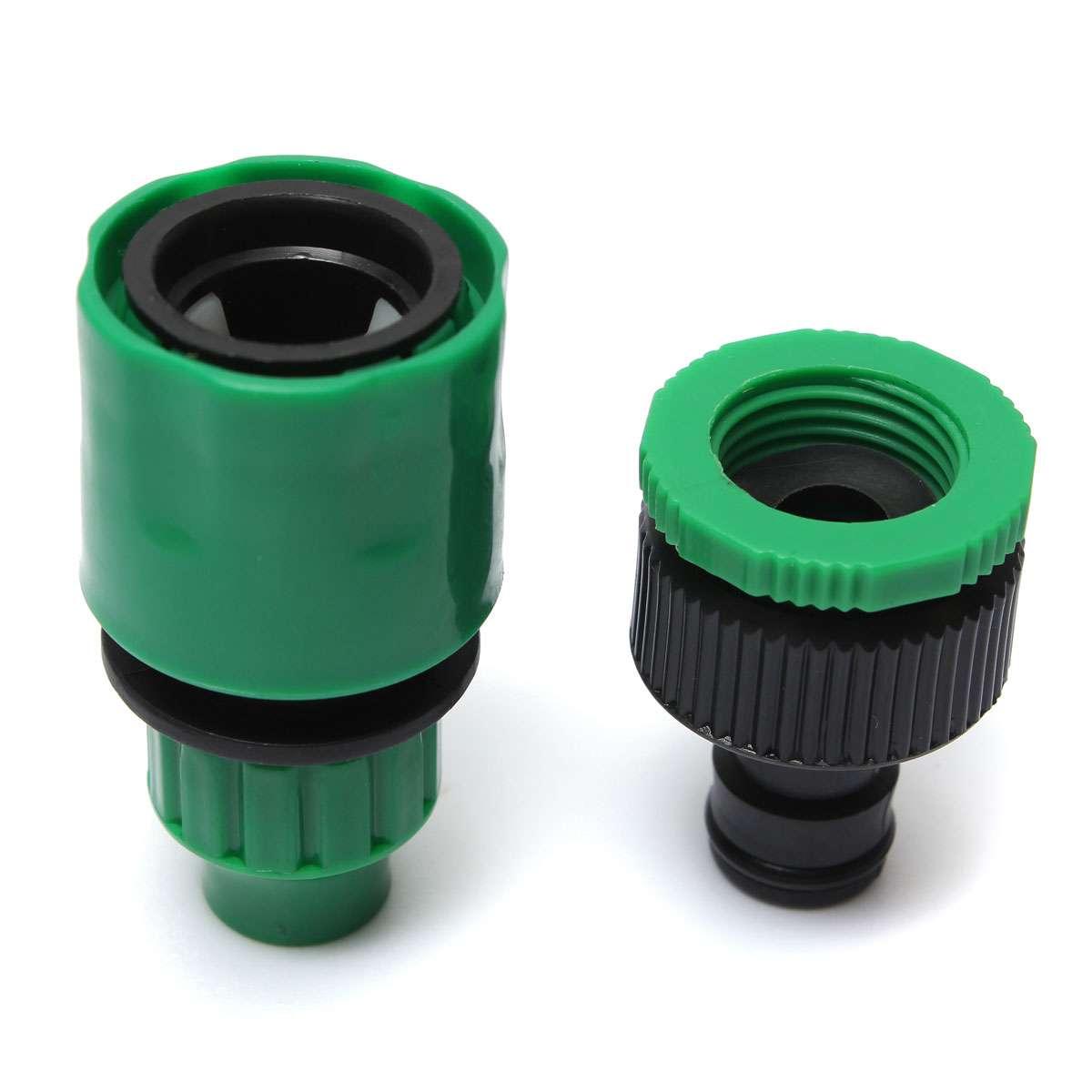 Plastic Garden Hose Water Pipe Connector