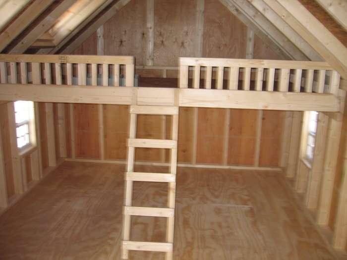 Playhouse Loft Option Swingsets Playsets Nashville